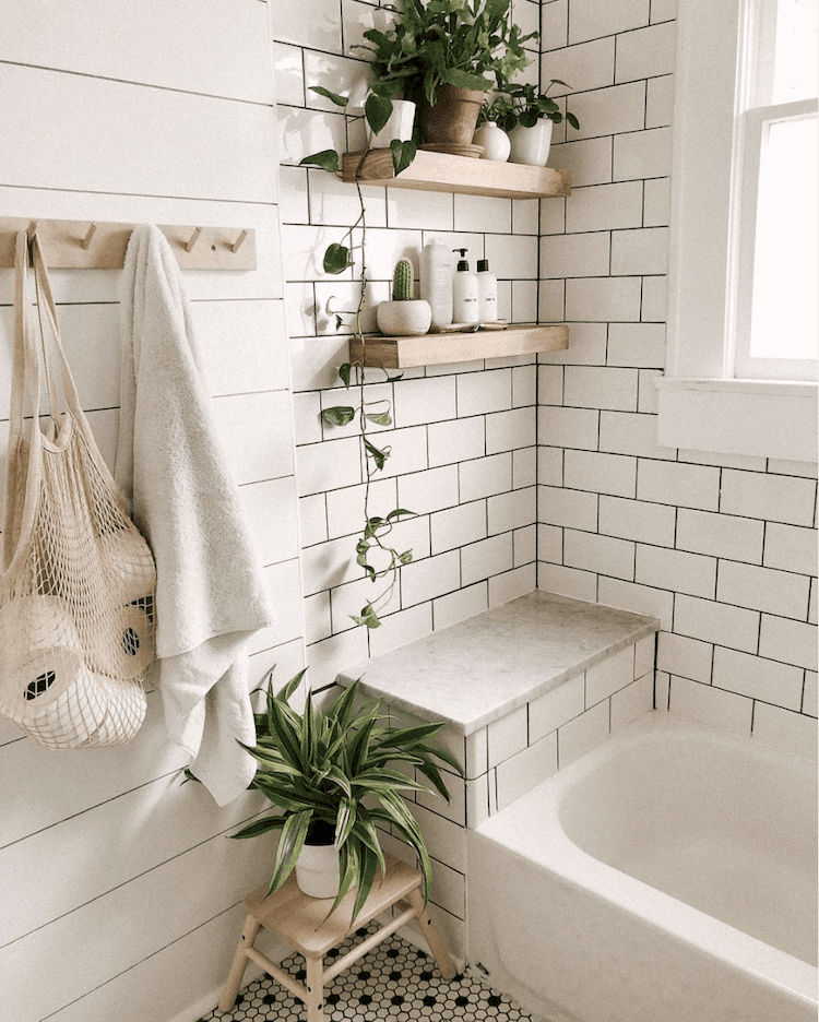 25 Tranquil Scandinavian Bathroom Decor To Get Rid Of Daily Stress - N2