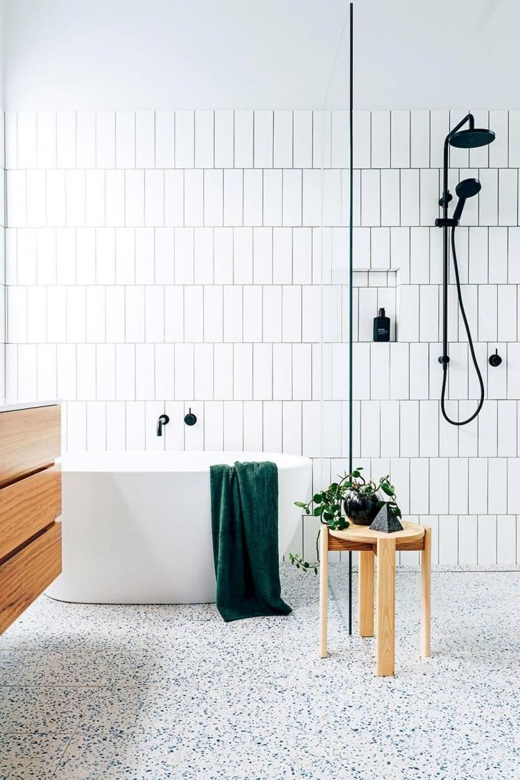 25 Tranquil Scandinavian Bathroom Decor To Get Rid Of Daily Stress - N24