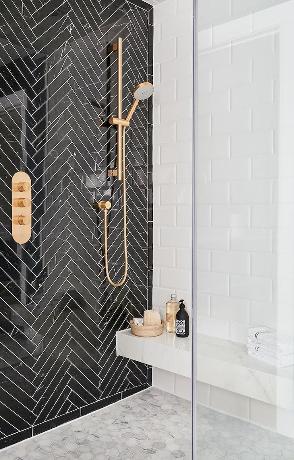 25 Tranquil Scandinavian Bathroom Decor To Get Rid Of Daily Stress - N7