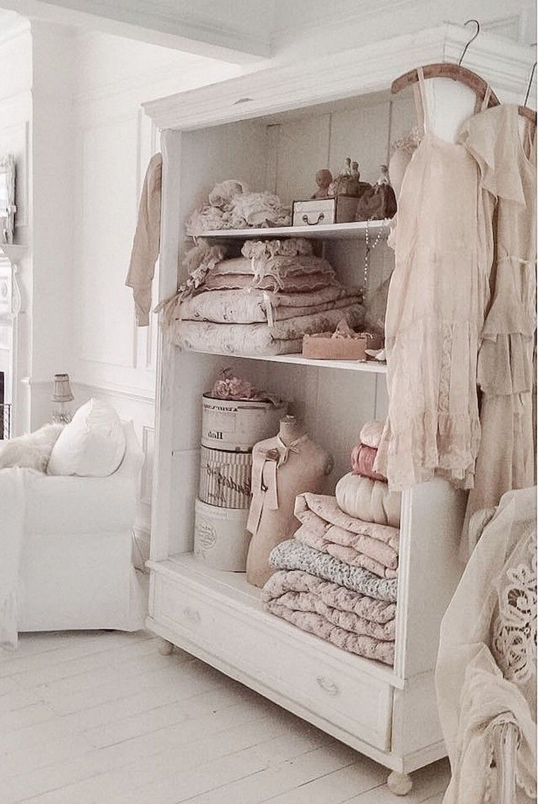 25 Fashionable Shabby Chic Bedroom (All Are Stylish!) - Q14