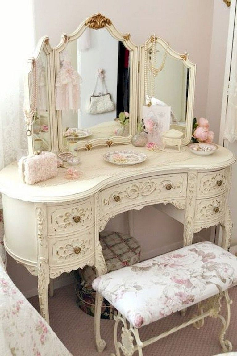 25 Fashionable Shabby Chic Bedroom (All Are Stylish!) - Q21