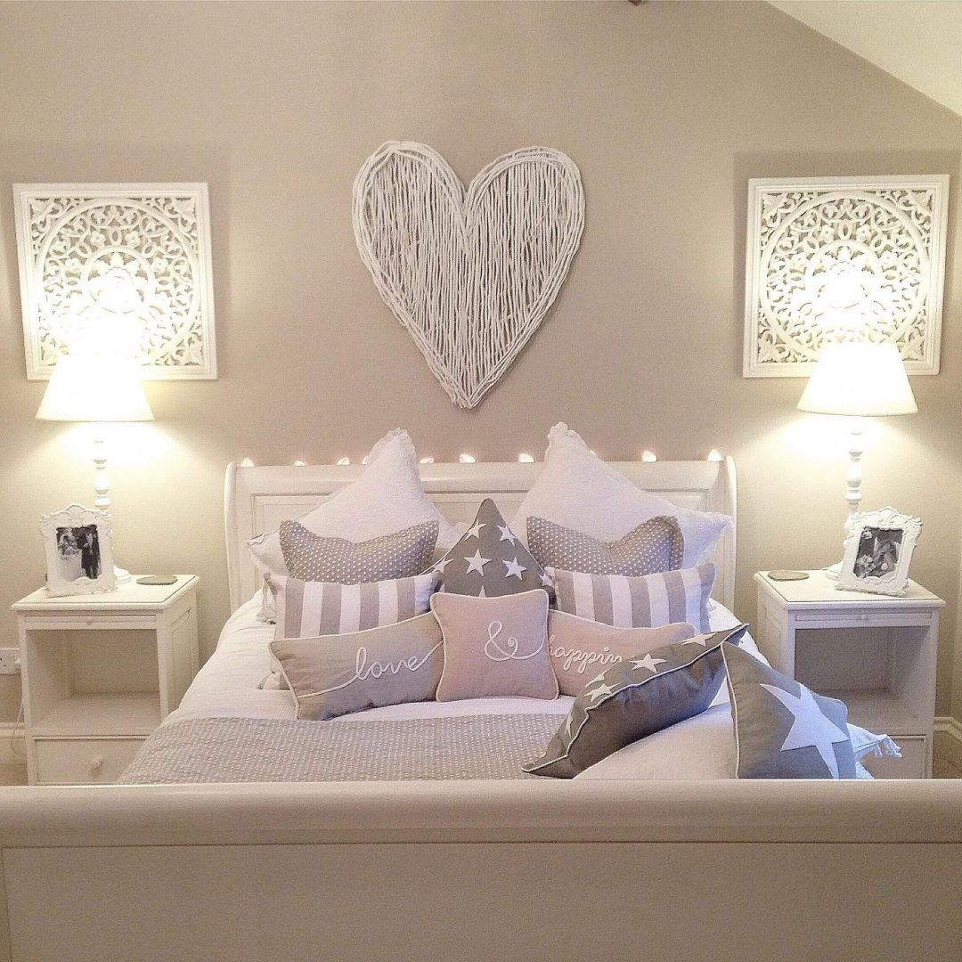 25 Fashionable Shabby Chic Bedroom (All Are Stylish!) - Q3