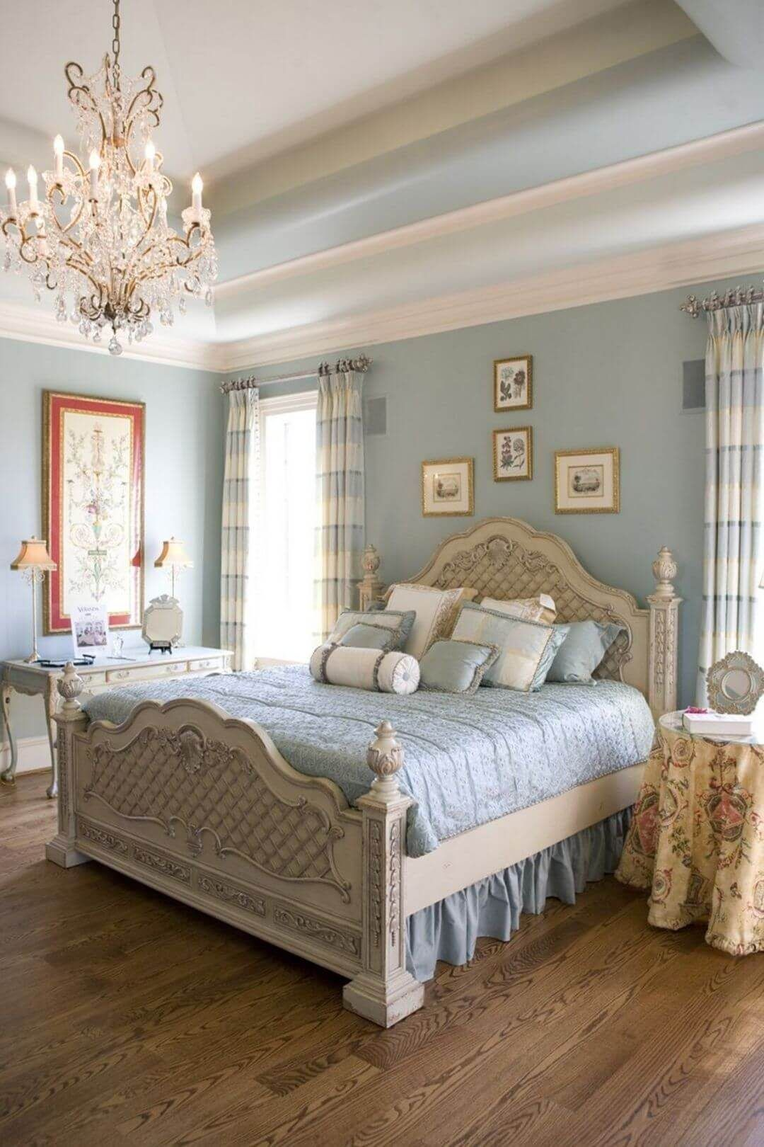 25 Fashionable Shabby Chic Bedroom (All Are Stylish!) - Q8
