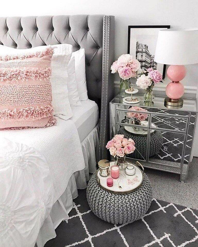 25 Fashionable Shabby Chic Bedroom (All Are Stylish!) - Q9
