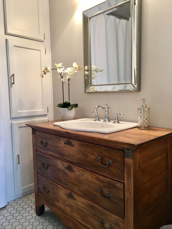 25 Cozy Rustic Bathroom Decor To Guide Your Renovation - W2