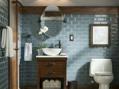 25 Cozy Rustic Bathroom Decor To Guide Your Renovation