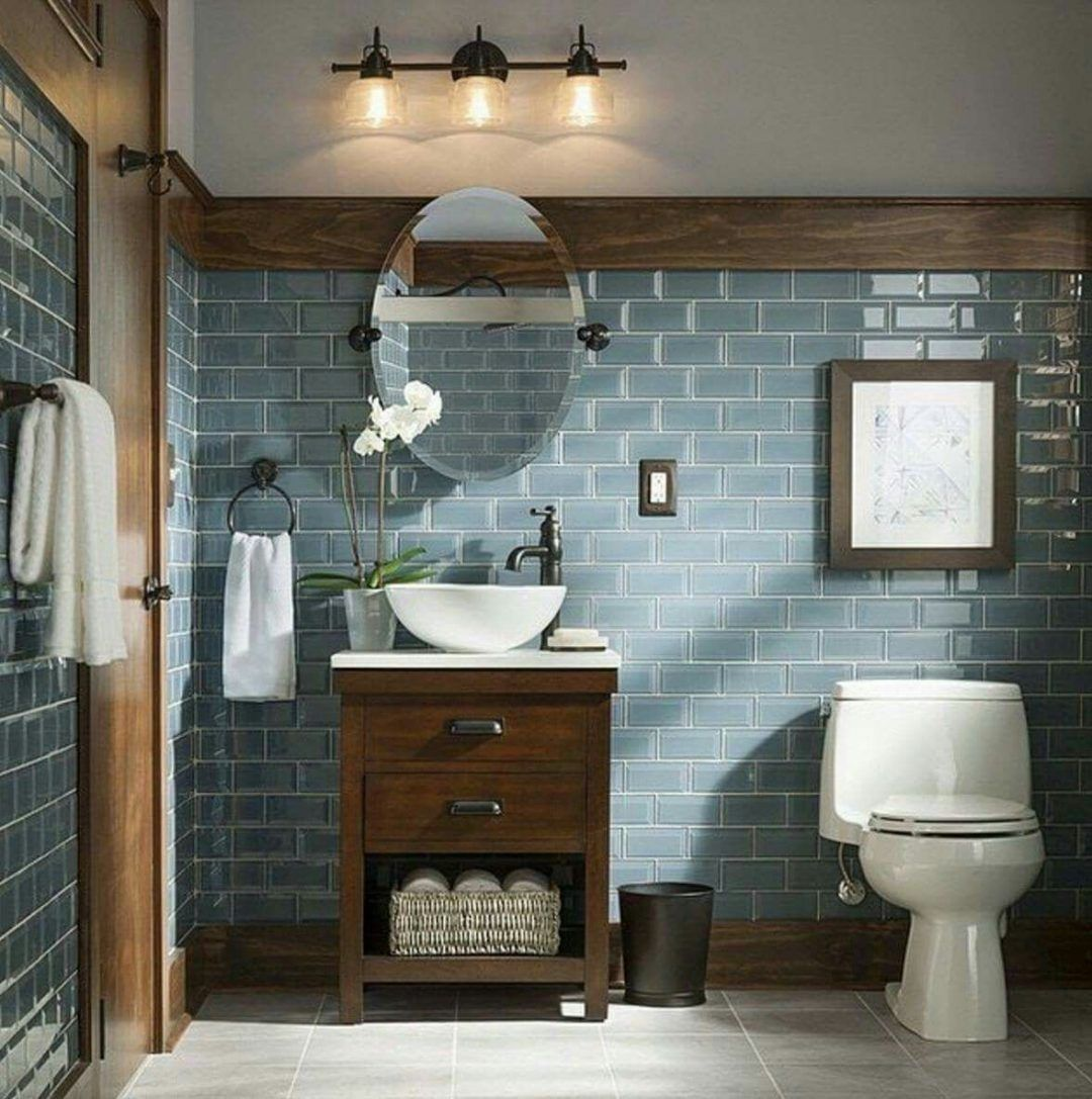 25 Cozy Rustic Bathroom Decor To Guide Your Renovation - W24