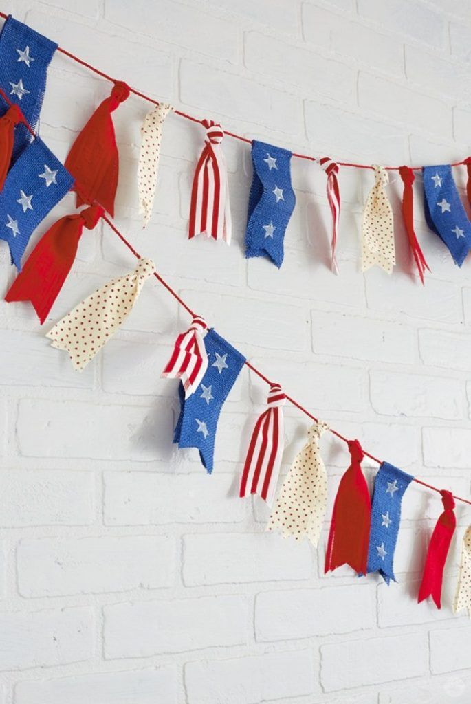 14 Easy &Amp; Creative Diy Tassel Garland Ideas (With Tutorials!) - Diy Tassel Garland For The 4Th Of July